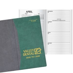Duo Mystic Classic Weekly Pocket Planner