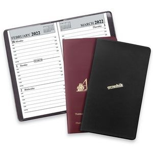 Classic Weekly Pocket Planner