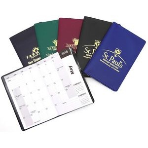 Distinctive Monthly Pocket Planners